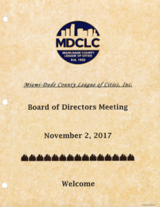 board meeting mail